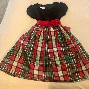 Girls Beautiful Christmas Dress